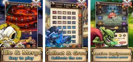 Infinity Arena - Idle & Epic Adventure Games