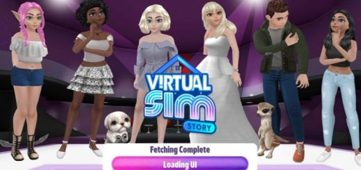 Virtual Sim Story: Dream Life