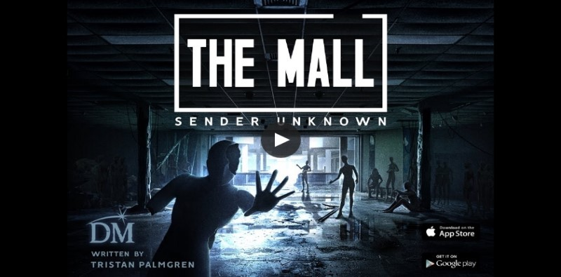 Sender Unknown: The Mall - Text Adventure