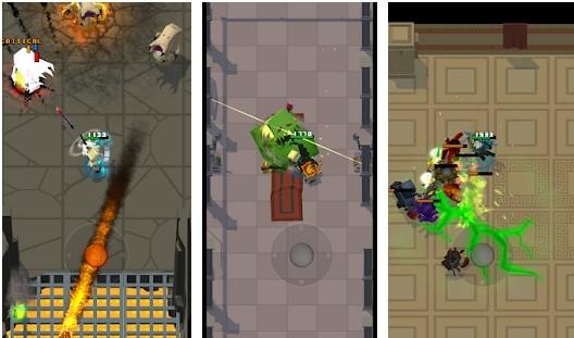 Pixel Blade Arena : RPG