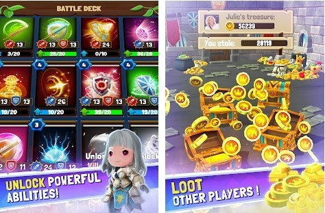 Coin Hero: RPG Adventure Game