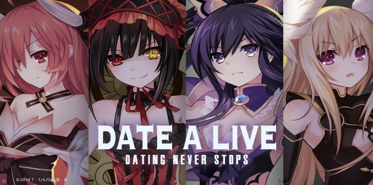 Date A Live: Spirit Pledge