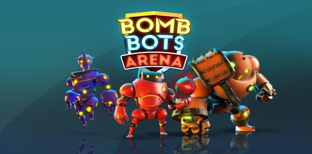 Bomb Bots Arena - Multiplayer Bomber Brawl
