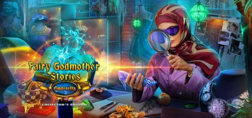 Hidden Objects - Fairy Godmother: Cinderella