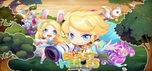 Blast Heroes:Fantasy Storm