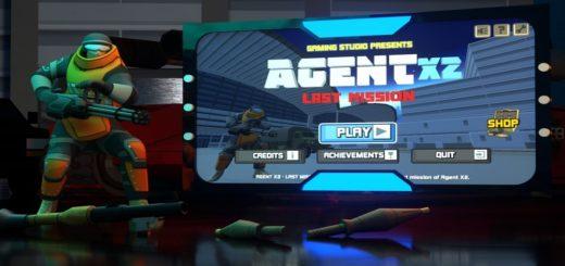 Agent X2 - Last Mission