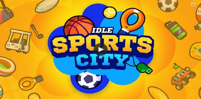 Idle Sports City Tycoon Game: Build a Sport Empire