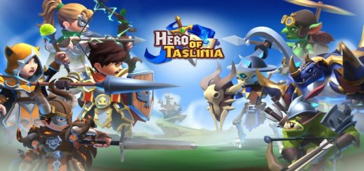 Hero of Taslinia