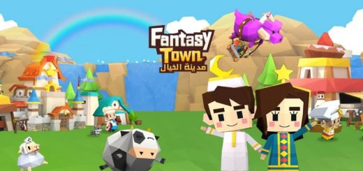FantasyTown: Dreaming Farm & Town of Paradise