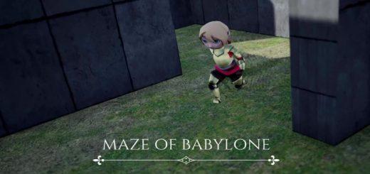 Maze Of Babylon