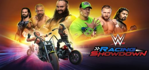 WWE Racing Showdown