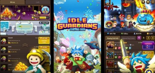 Idle Guardians: Never Die