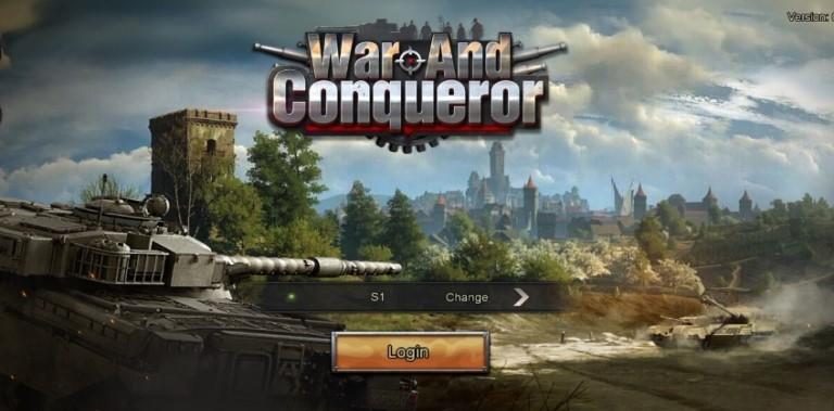 War and Conqueror