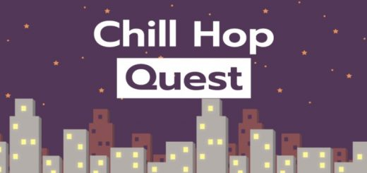 Chill Hop Quest: A Lo-Fi Driven Puzzle Game