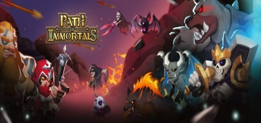 Path of Immortals: Dungeons