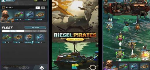 Diesel Pirates