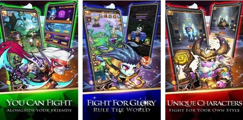 War For Kingship: AFK Idle Game