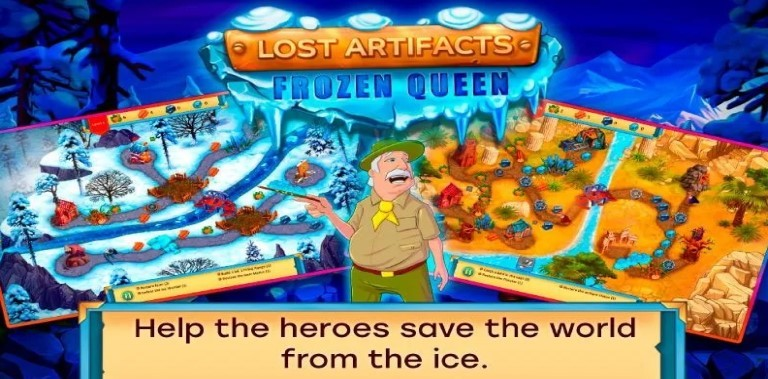 Lost Artifacts 5: Ice Queen