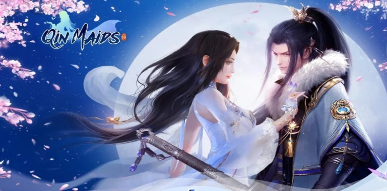 Qin Maids 3D