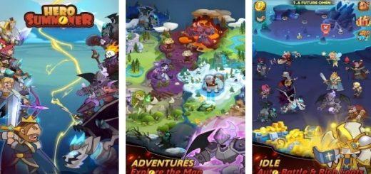 Hero Summoner - Free Idle Game