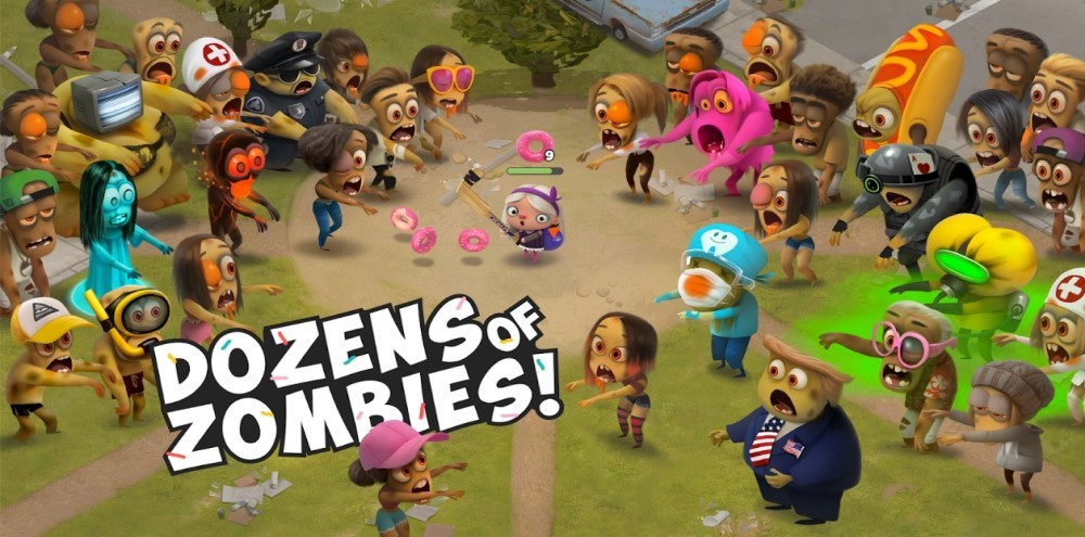 Kids VS Zombies