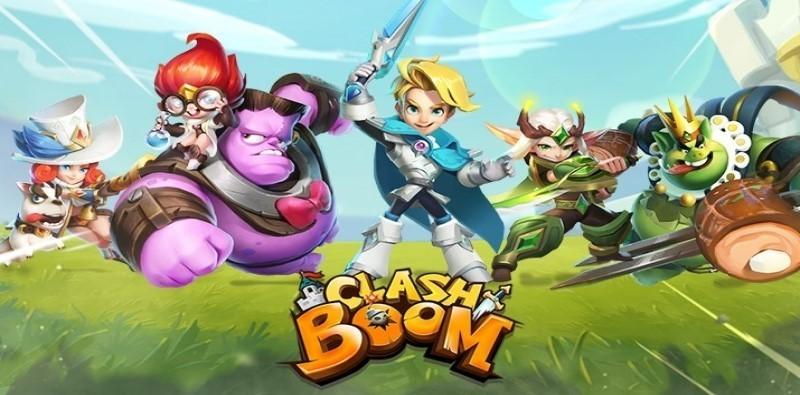 클래시 붐(Clash Boom)