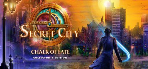 Hidden Object - Secret City: Chalk of Fate