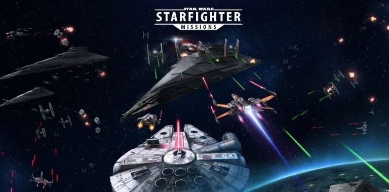 Star Wars™: Starfighter Missions