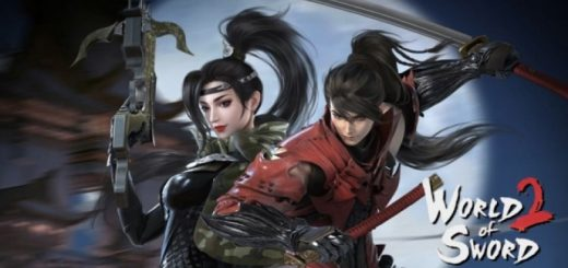 WOS:World Of Sword 2