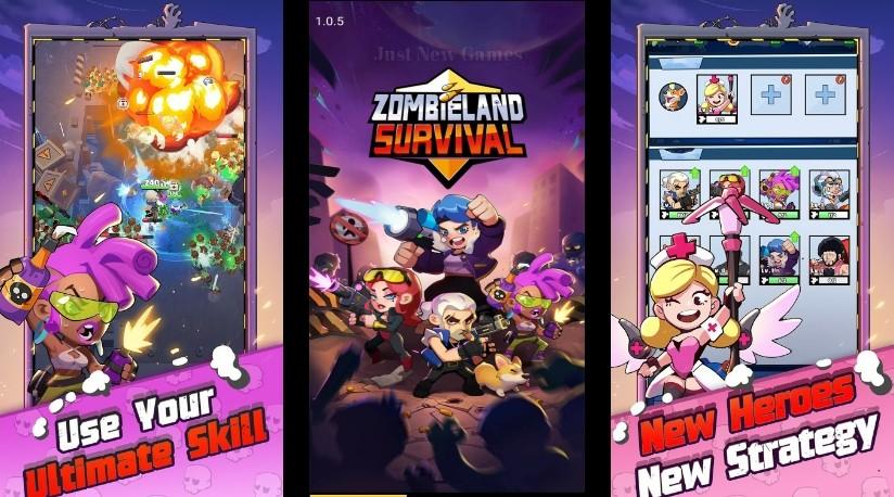 Zombieland Survival