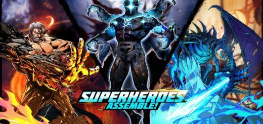 Idle Avengers: Future Wars