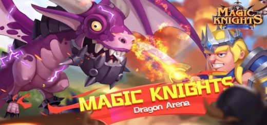 Magic Knights-Dragon Arena