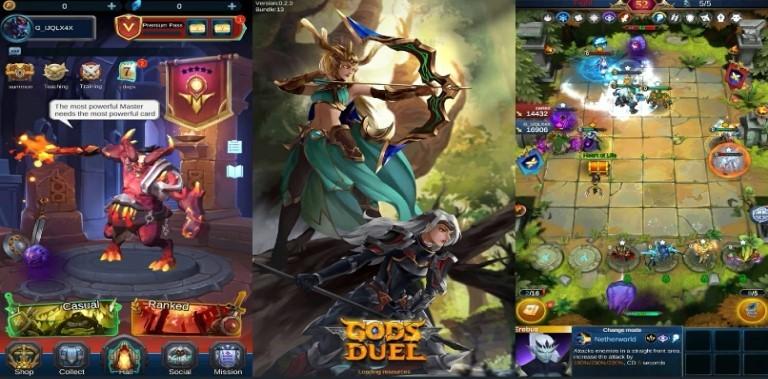 Gods Duel