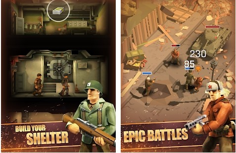 Last War: Shelter Heroes. Survival game