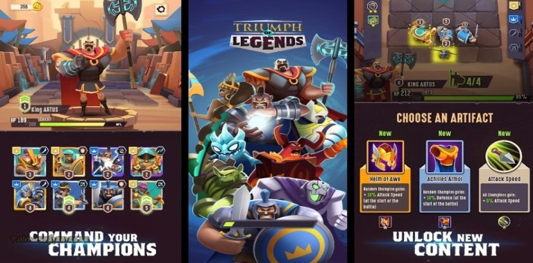 Triumph of Legends