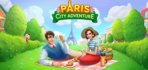 Paris: City Adventure