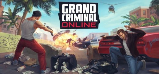 Grand Criminal Online (Early Access)