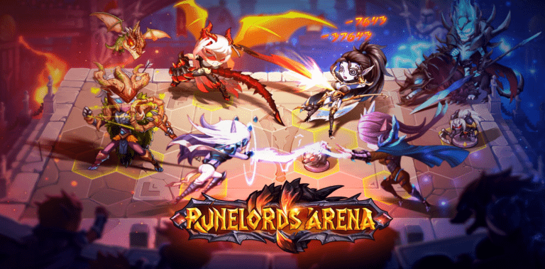 Runelords Arena: Battle Chess Royal Mobile Legends