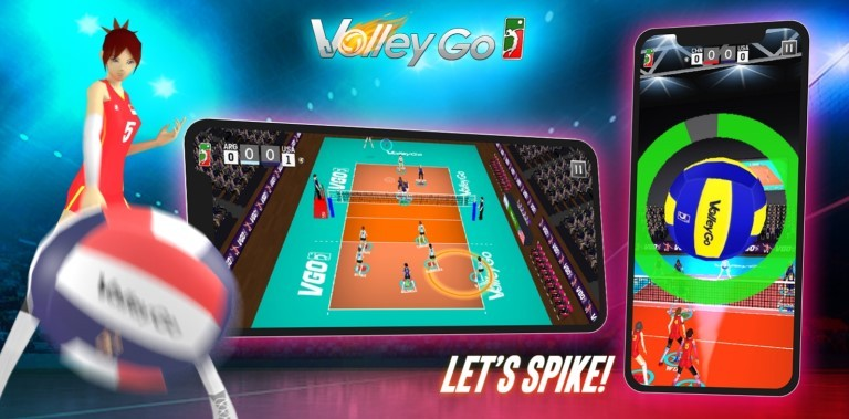 VolleyGo