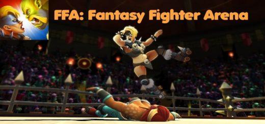 FFA: Fantasy Fighter Arena