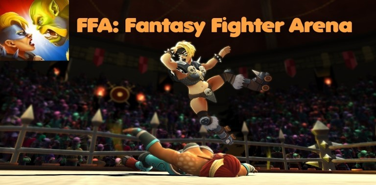 FFA: Fantasy Fighter Arena