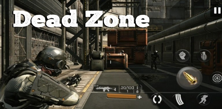 Dead Zone - Shooting Games | TPS