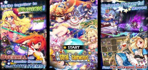Astral Stairways