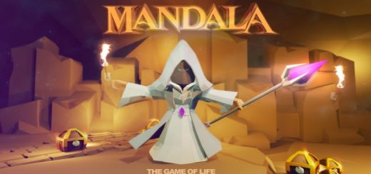 Mandala - The Game Of Life