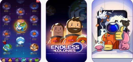 Endless Colonies: Idle Space Explorer