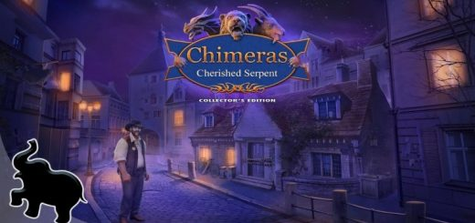 Chimeras: Cherished Serpent - Hidden Objects
