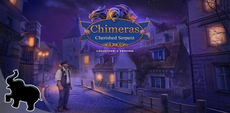 Chimeras: Cherished Serpent - Hidden Objects
