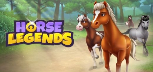 Horse Legends: Epic Ride Game