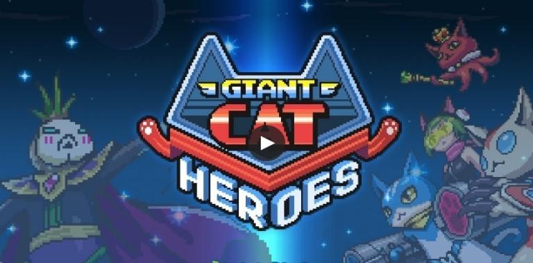 Giant Cat Heroes