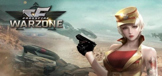 CrossFire: Warzone - Strategy War Game
